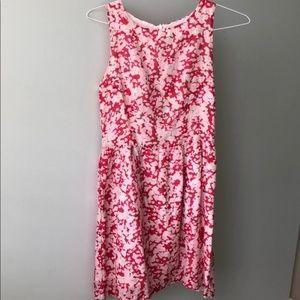 Gianni Bini - Pink Floral Dress
